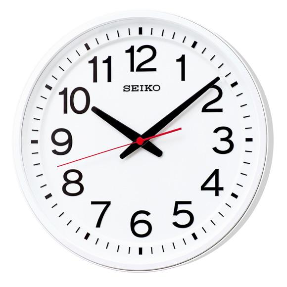 セイコー(SEIKO) 掛け時計 クオーツ スイープ KX623W