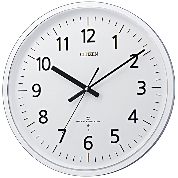 シチズン 掛け時計 スリーウェイブM827 4MY827-003 (RY-4MY827-003)