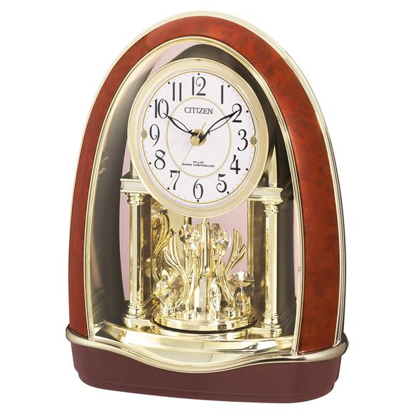 シチズン 置き時計 パルドリーム(4RN414-023)