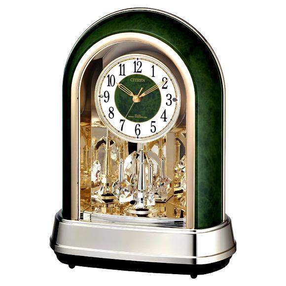 シチズン 置き時計 パルドリームR427(4RN427-005)