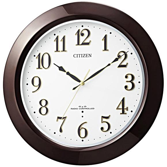 シチズン 電波 掛け時計 ネムリーナマロード 8MYA18-006 (RY-8MYA18-006)