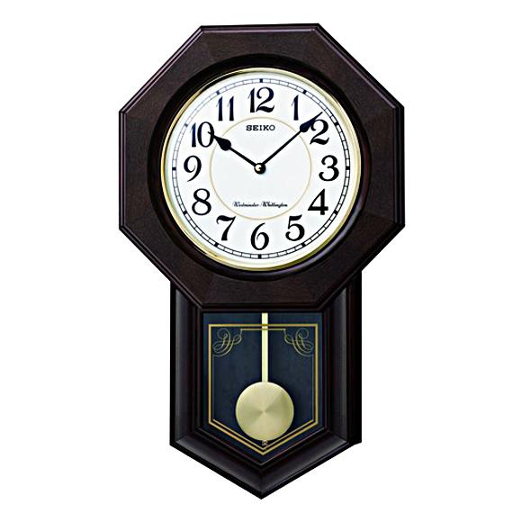 SEIKO(セイコー) 掛け時計 毎正時 数打ち RQ325B