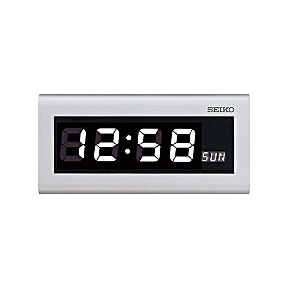 SEIKO(セイコー) 掛け時計 LED式デジタルクロック WDC-402