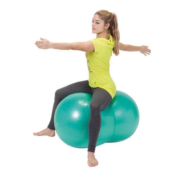 ギムニク バランスボール フィジオロール プラス55 55cm Physio Roll Plus (GY88-12) エクササイズ ヨガ ボール ピラティス 【 送料無料 】