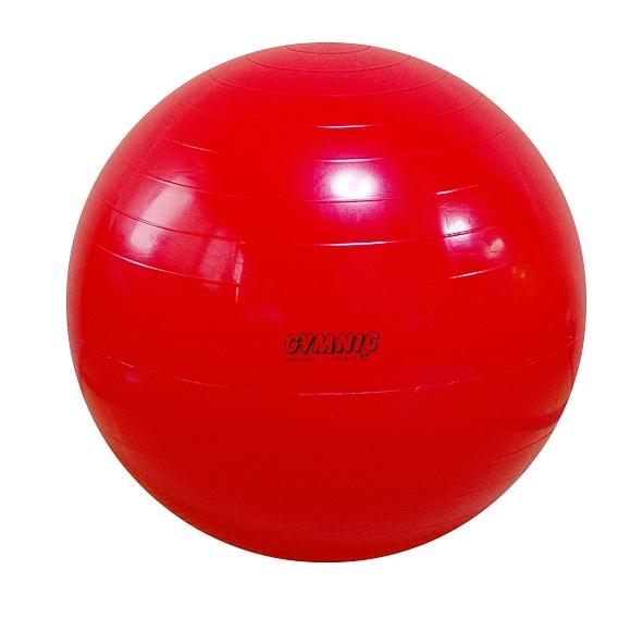 ギムニク バランスボール ギムニクボール85 フィジオギムニク 85cm レッド (GY95-85) エクササイズ ヨガ ボール ピラティス 【 送料無料 】