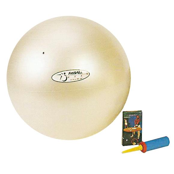 ギムニク バランスボール パワーゴルフセット55cm (GYpgs55) エクササイズ ヨガ ボール ピラティス 【 送料無料 】