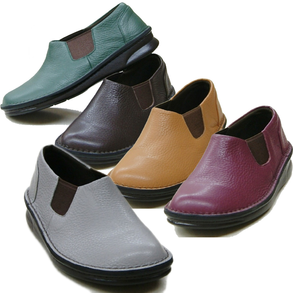 【A-OK】新色グレー登場!年齢幅広いシンプルデザインの新パンプス!!《MS8553》足裏やわらか/快適サポートインソール/歩きやすい/痛くない/コンフォート/外反母趾・甲高さんにも快適/履き心地やわらか/4E/日本製/本革/CASUAL&SPORT/