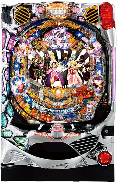 【1台限定】【オートコントローラーType2+チャンスオート機能付き】平和 CR銀河乙女 399ver. 『ノーマルセット』[パチンコ実機][家庭用電源/音