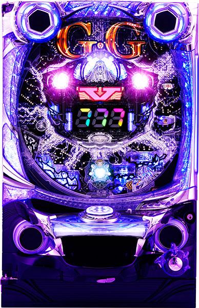 西陣 CRゴールデンゲート~BLACK~ZC『循環リフターセット』[パチンコ実機][循環リフター付き/家庭用電源/音量調整/ドアキー/取扱い説明書付き〕[中古]