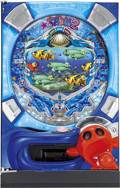 SANYO CR大海物語2MTE 『バリューセット3』[パチンコ 実機][A-コントローラーPlus+循環加工/家庭用電源/音量調整/ドアキー/取扱い説明書付き〕[中古]