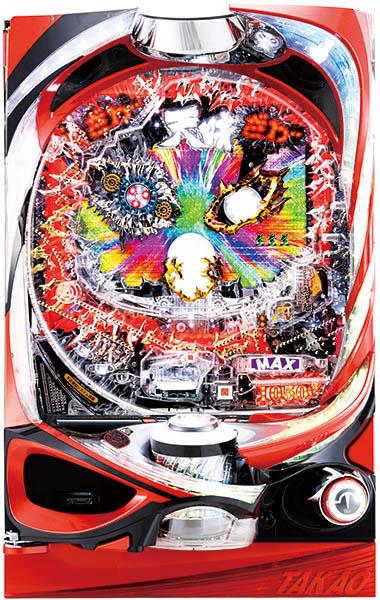 高尾 CR弾球黙示録カイジ3 WXA『ノーマルセット』[パチンコ 実機][家庭用電源/音量調整/ドアキー/取扱い説明書付き〕[中古]