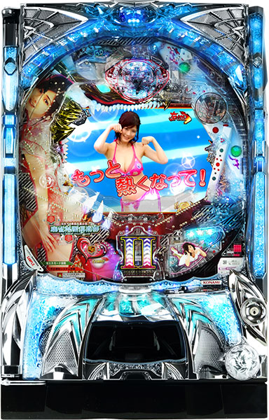 KONAMI CRぱちんこ麻雀格闘倶楽部 甘口ば~じょん『バリューセット3』[パチンコ実機][A-コントローラーPlus+循環リフター/家庭用電源/音量調整/ドアキー/取扱い説明書付き〕[中古]