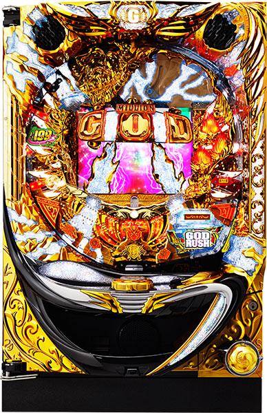 ミズホ CRミリオンゴッドライジング~ゼウス再び~『バリューセット3』[パチンコ 実機][A-コントローラーPlus+循環加工/家庭用電源/音量調整/ドアキー/取扱い説明書付き〕[中古]