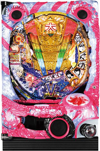 ニューギン CRA大江戸学園~神~『循環加工セット』[パチンコ実機][裏玉循環加工/家庭用電源/音量調整/ドアキー/取扱い説明書付き〕[中古]