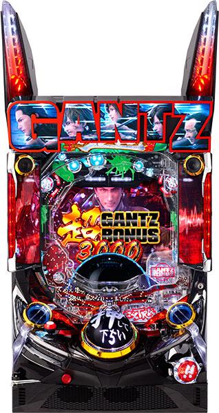 オッケー. Pぱちんこ GANTZ : 2『循環リフターセット』[パチンコ実機][循環リフター付き/家庭用電源/音量調整/ドアキー/取扱い説明書付き〕[中古]