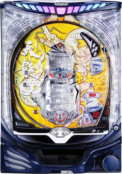 マルホン P天龍∞2400『バリューセット3』[パチンコ実機][A-コントローラーPlus+循環リフター/家庭用電源/音量調整/ドアキー/取扱い説明書付き〕[中古]