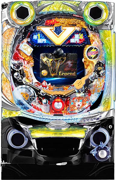 西陣 P V王 Legend MC『バリューセット2』[パチンコ実機][オートコントローラータイプ2(演出観賞特化型コントローラー)+循環リフター/家庭用電源/音量調整/ドアキー/取扱い説明書付