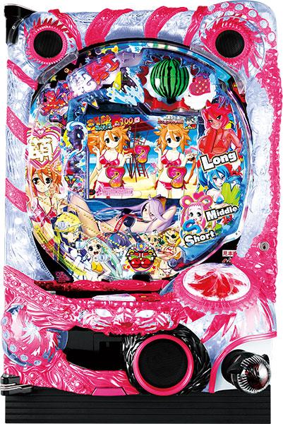 ニューギン CRぱちんこ真田純勇士う゛ぃくとり~M-K『バリューセット3』[パチンコ 実機][A-コントローラーPlus+循環加工/家庭用電源/音量調整/ドアキー/取扱い説明書付き〕[中古]