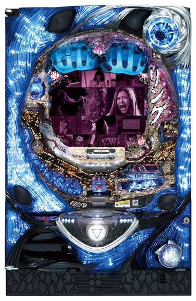 藤商事 CRリング~運命の日~FPWZ『ノーマルセット』[パチンコ実機][家庭用電源/音量調整/ドアキー/取扱い説明書付き〕[中古]