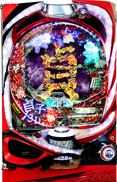 高尾 ちょいパチ貞子3D WCA39 『バリューセット2』[パチンコ実機][オートコントローラータイプ2(演出観賞特化型コントローラー)+循環リフター/家庭用電源/音量調整/ドアキー/取扱い説明書付き〕[中古]