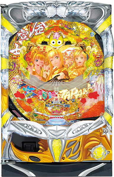 SANYO CRスーパー海物語 IN JAPAN 金富士バージョン319 『ノーマルセット』[パチンコ実機][家庭用電源/音量調整/ドアキー/取扱い説明書付き〕[中古]