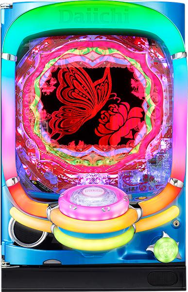 大一 CRテレサ・テン2NM-R 『ノーマルセット』[パチンコ 実機][家庭用電源/音量調整/ドアキー/取扱い説明書付き〕[中古]