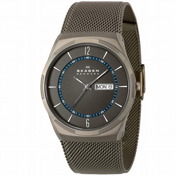 SKAGEN SKW6078 ガンメタ AKTIV [クォーツ腕時計 (メンズウオッチ)] 【並行輸入品】