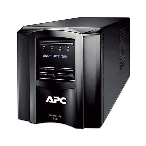 【送料無料】APC Smart-UPS 500 LCD 100V [無停電電源装置 500VA Smart-UPS]【同梱配送不可】【代引き不可】【沖縄・離島配送不可】