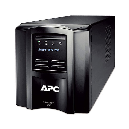 APC Smart-UPS 750 LCD 100V [無停電電源装置 750VA Smart-UPS]