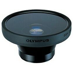 デジタルカメラ用防水プロテクタの前面に、直接取り付けられます。 OLYMPUS(オリンパス) PTWC-01 [プロテクター用ワイドコンバージョンレンズ]
