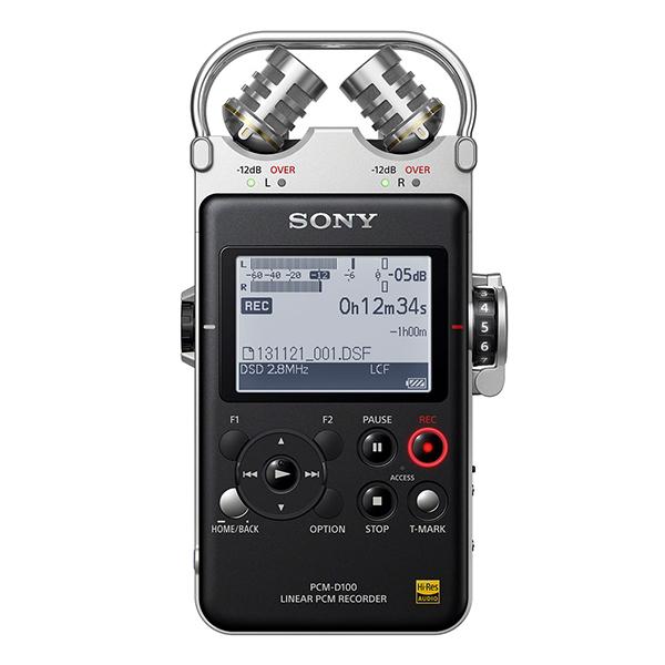 SONY PCM-D100 [リニアPCMレコーダー 32GB]