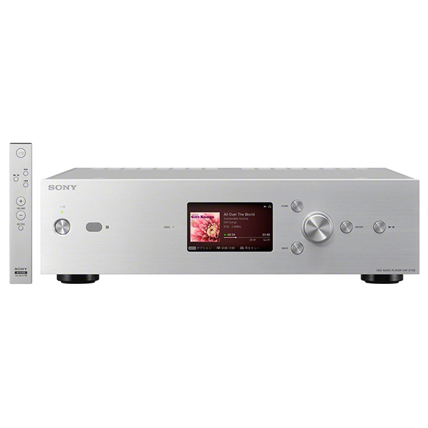 SONY HAP-Z1ES [HDDオーディオプレーヤー (HDD1TB ハイレゾ音源対応)]