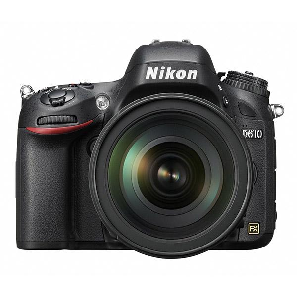 「AF-S NIKKOR 28-300mm f/3.5-5.6G ED VR」付属のレンズキット Nikon D610 28-300 VR レンズキット [デジタル一眼レフカメラ(2426万画素)]