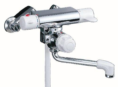 【送料無料】INAX RBF-107 [定量止水 サーモスタット付シャワーバス水栓 (一般地用)]