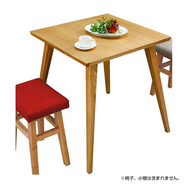 【送料無料】東谷 CL-786TNA ナチュラル Bambi(バンビ) [テーブル]【同梱配送不可】【代引き不可】【沖縄・北海道・離島配送不可】