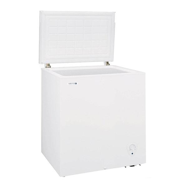 【送料無料】日本ゼネラル・アプライアンス JH140CR ホワイト NORFROST(ノーフロスト) [冷凍庫(140L・上開き)] 【同梱配送不可】【代引き・後払い決済不可】【沖縄・離島配送不可】