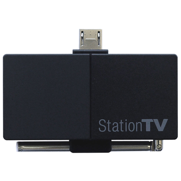 【送料無料】PIXELA PIX-DT360 StationTV [microUSB接続モバイルテレビチューナー]