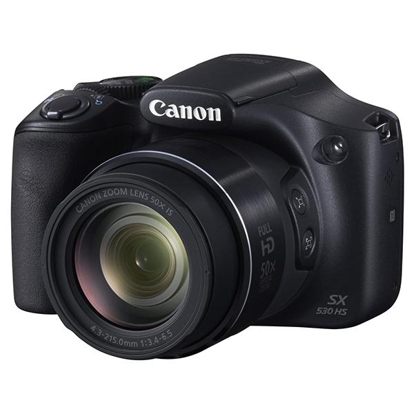 【送料無料】CANON PowerShot SX530 HS [コンパクトデジタルカメラ(1600万画素)]