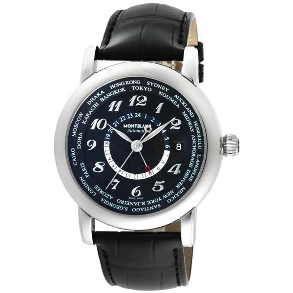 【送料無料】Montblanc MBL-109285 STAR WORLDTIME 自動巻き [腕時計]
