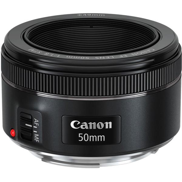 【送料無料】CANON EF50mm F1.8 STM [交換レンズ (キヤノンEFマウント)]