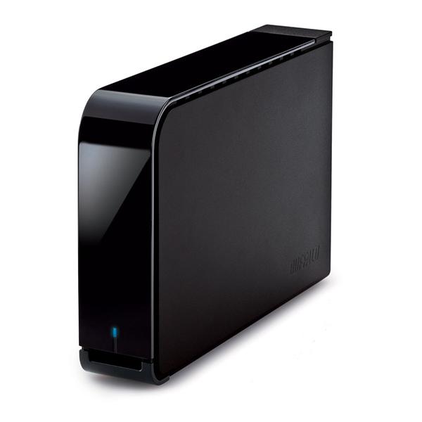 【送料無料】BUFFALO HD-LX1.0U3D [外付ハードディスク 1.0TB(USB3.0対応)]【同梱配送不可】【代引き不可】