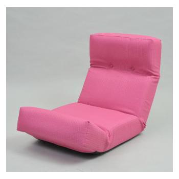 【送料無料】JKプラン ZSY-NHBCK-PK 新ハイバックチェア ピンク [座椅子]【同梱配送不可】【代引き不可】【沖縄・北海道・離島配送不可】