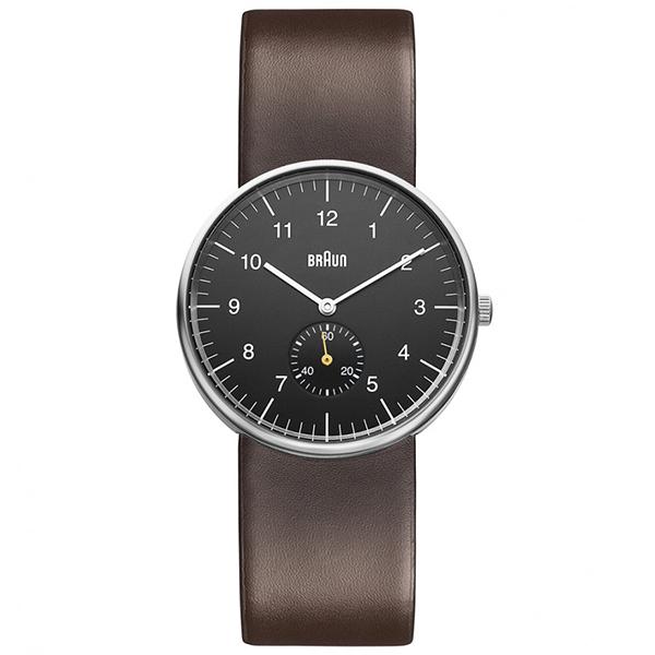 【送料無料】BRAUN BN0024BKBRG ブラック/ブラウン BN0024シリーズ [腕時計] 【並行輸入品】