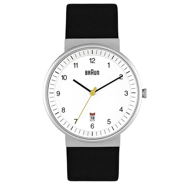 【送料無料】BRAUN BN0032WHBKG ホワイト/ブラック BN0032シリーズ [腕時計] 【並行輸入品】