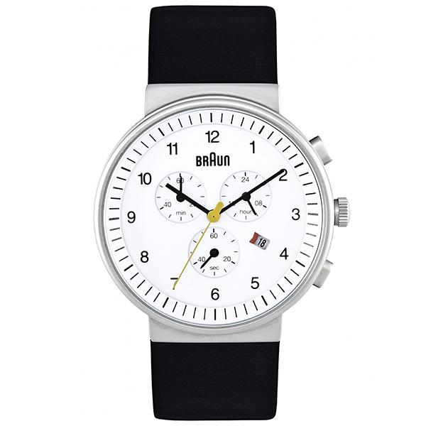 【送料無料】BRAUN BN0035WHBKG ホワイト/ブラック BN0035シリーズ [腕時計] 【並行輸入品】