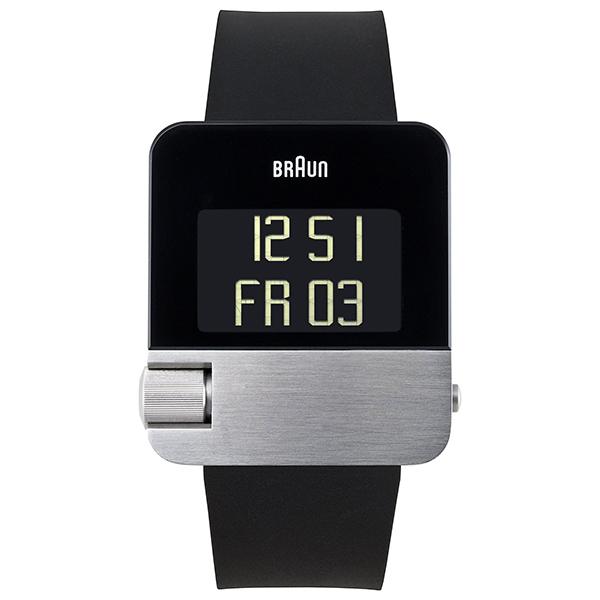 【送料無料】BRAUN BN0106SLBKG ブラック×シルバー/ブラック BN0106シリーズ [腕時計] 【並行輸入品】