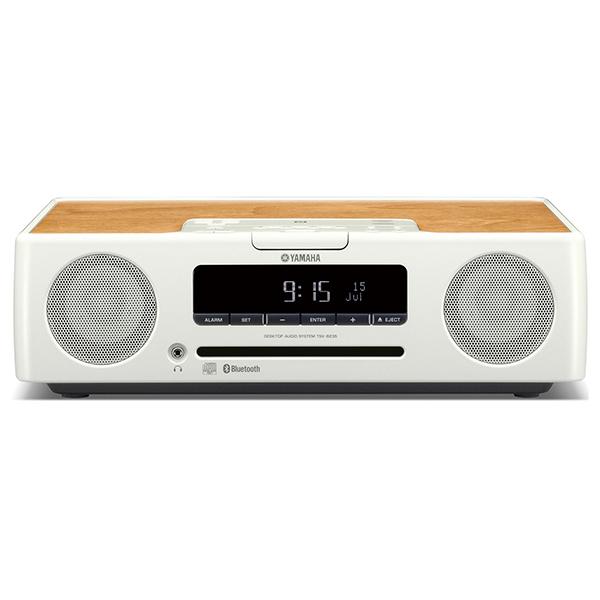 【送料無料】YAMAHA TSX-B235(W) ホワイト [NFC対応クロックオーディオ]
