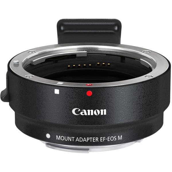 【送料無料】CANON EF-EOS M [マウントアダプター (レンズ側:キヤノンEF ボディ側:キヤノンEF-M)]