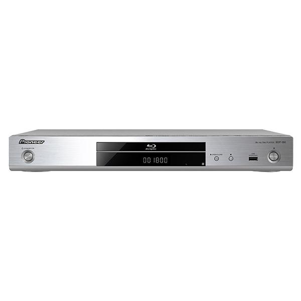 【送料無料】PIONEER BDP-180-S シルバー [BD/DVDプレーヤー 4K対応]