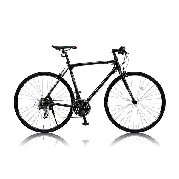 【送料無料】CANOVER CAC-021 VENUS ブラック [ロードバイク (700x25C・21段変速・フレーム530mm)]【同梱配送不可】【代引き不可】【沖縄・北海道・離島配送不可】
